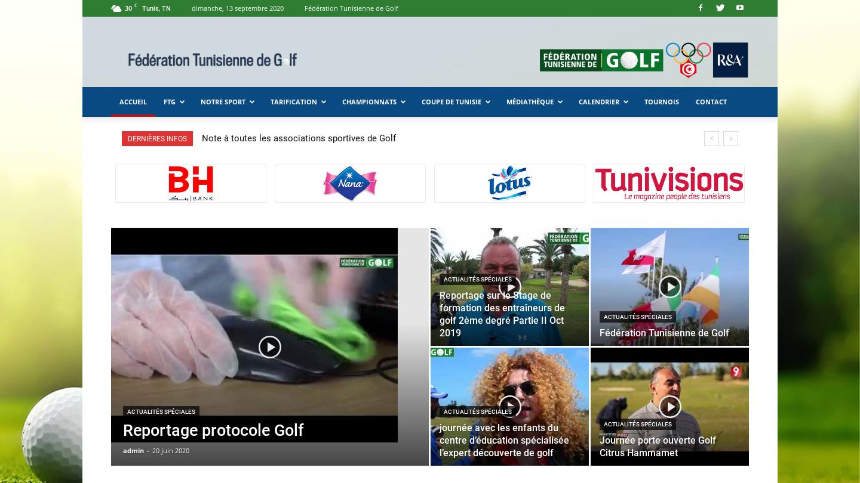 Fédération Tunisienne de Golf