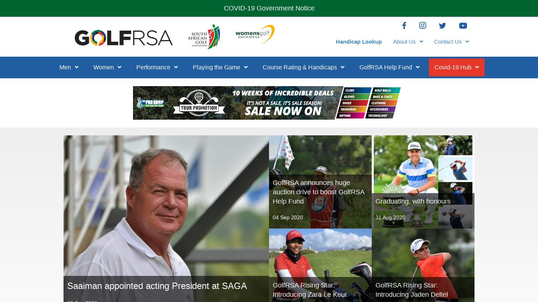 Golf RSA