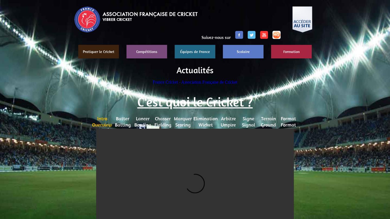 France Cricket