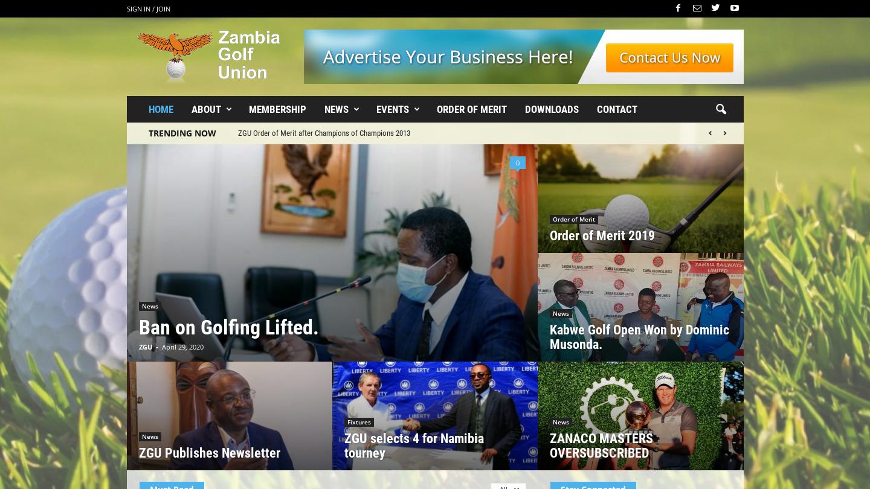 Zambia Golf Union