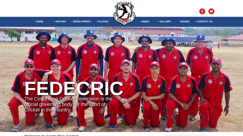 Federación de Cricket de Costa Rica