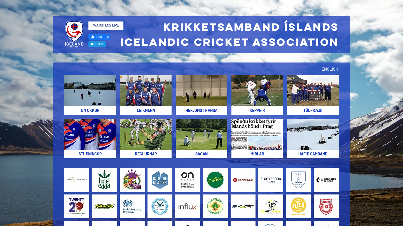Iceland Cricket