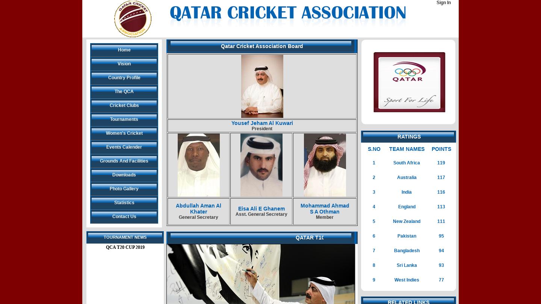 Qatar Cricket Association