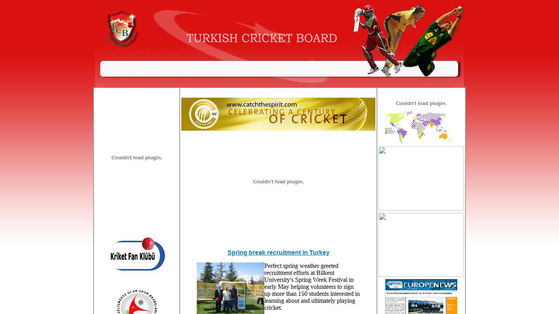 Turkish Cricket Board