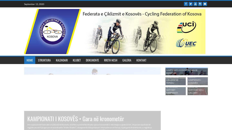 Federata e Çiklizmit e Kosovës
