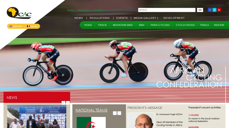 Confédération Africaine de Cyclisme (CAC)
