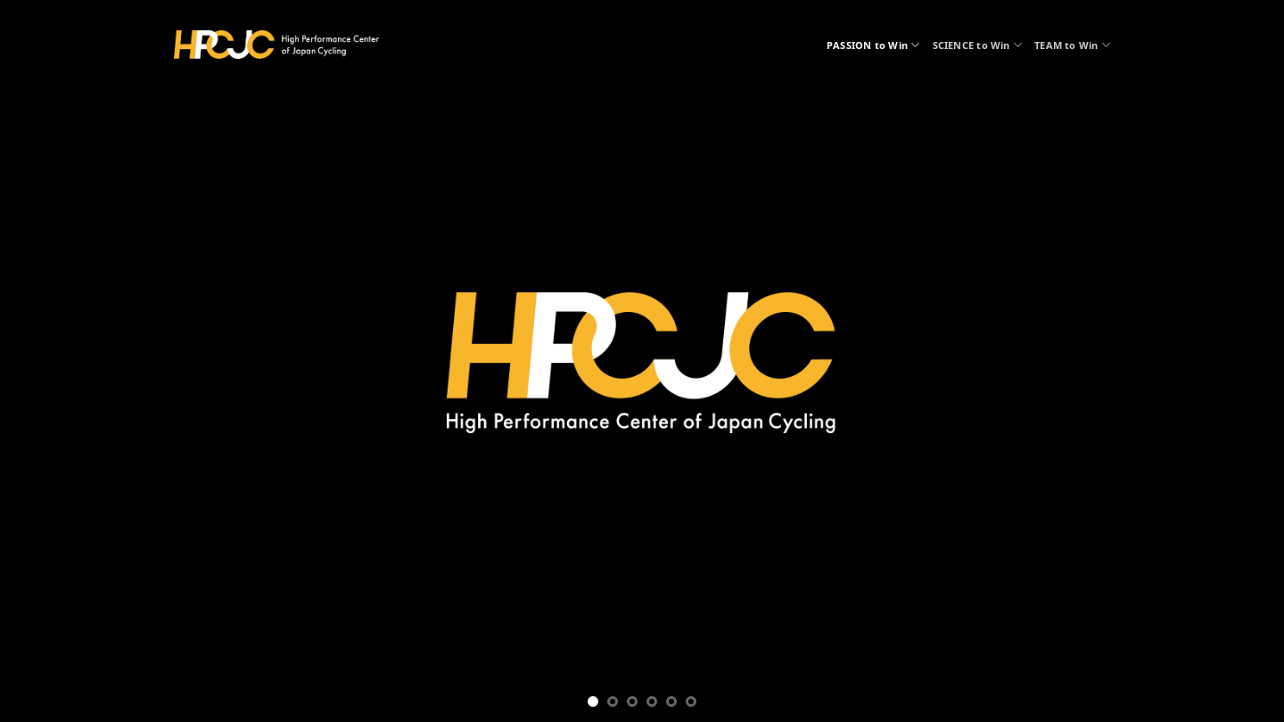 High Performance Center of Japan Cycling