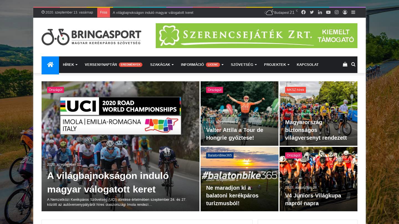 Magyar Kerékpáros Szövetség