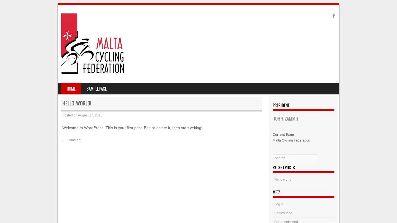 Malta Cycling Federation