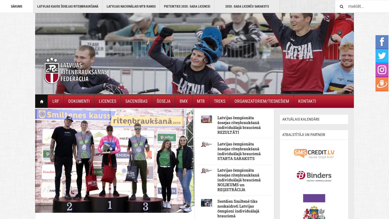 Latvijas Riteņbraukšanas federācija