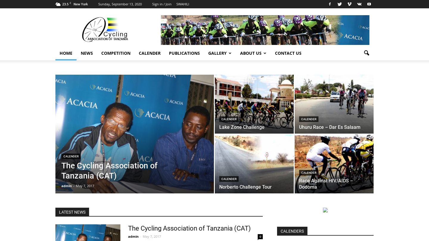 Cycling Association of Tanzania