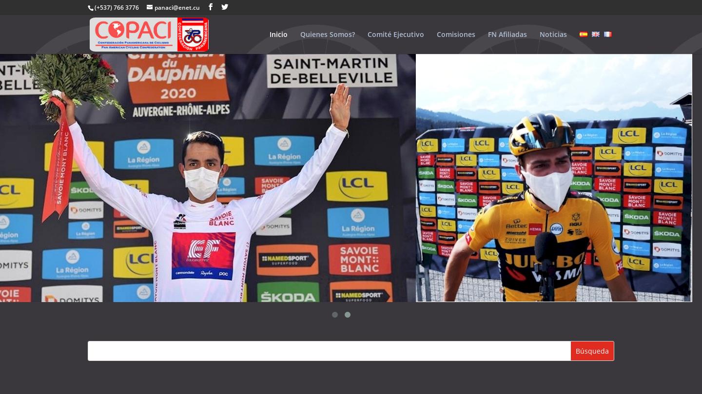 Confederación Panamericana de Ciclismo