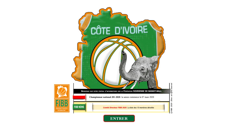 Fédération ivoirienne de basket-ball