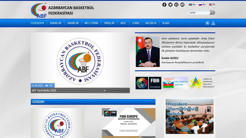 Azərbaycan Basketbol Federasiyası