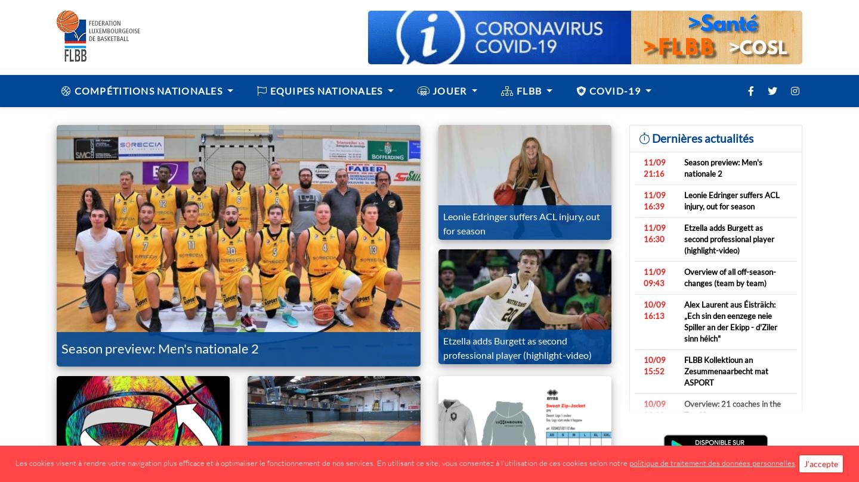 Fédération Luxembourgeoise de Basket Ball