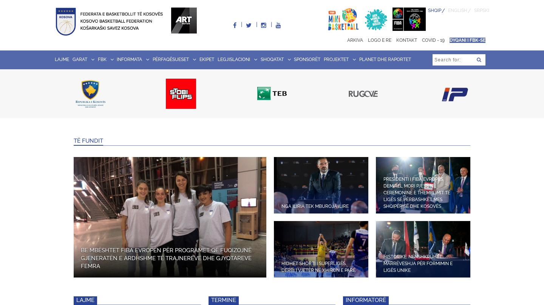 Basketball Federation of Kosovo