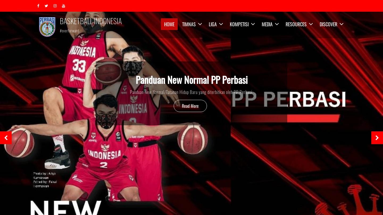 Persatuan Bola Basket Seluruh Indonesia