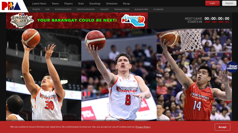 Samahang Basketbol ng Pilipinas