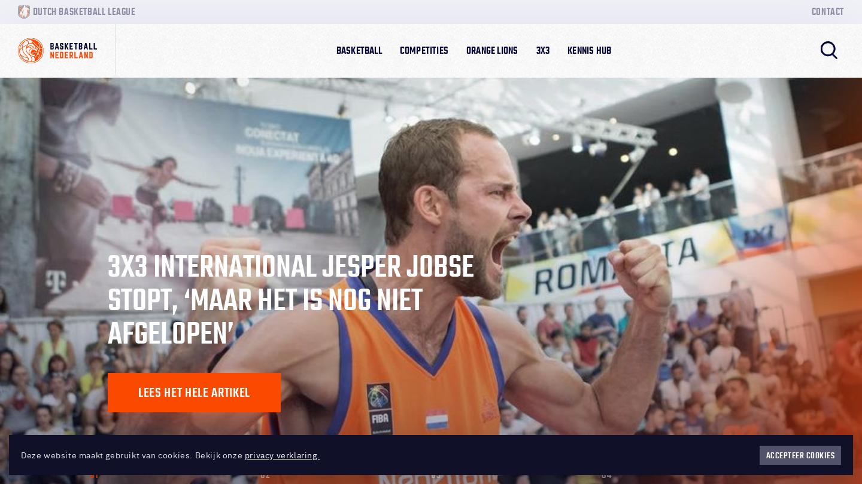 Basketball Nederland
