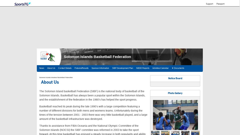 The Solomon Island basketball Federation