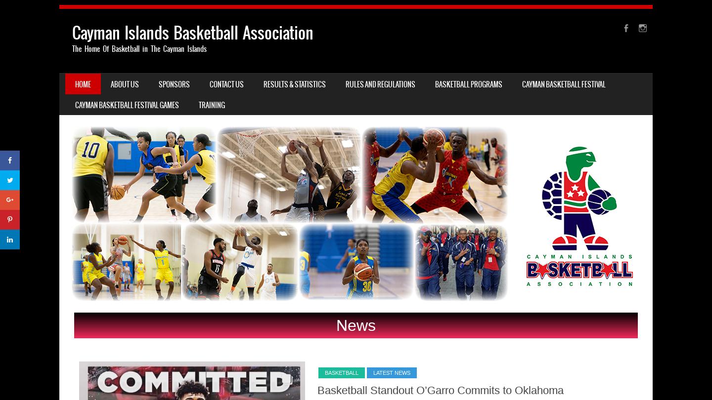 Cayman Islands Basketball Association