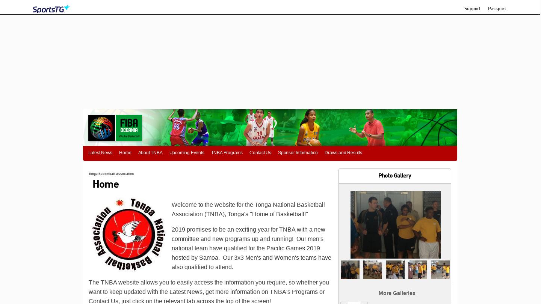 Tonga Basketball Association