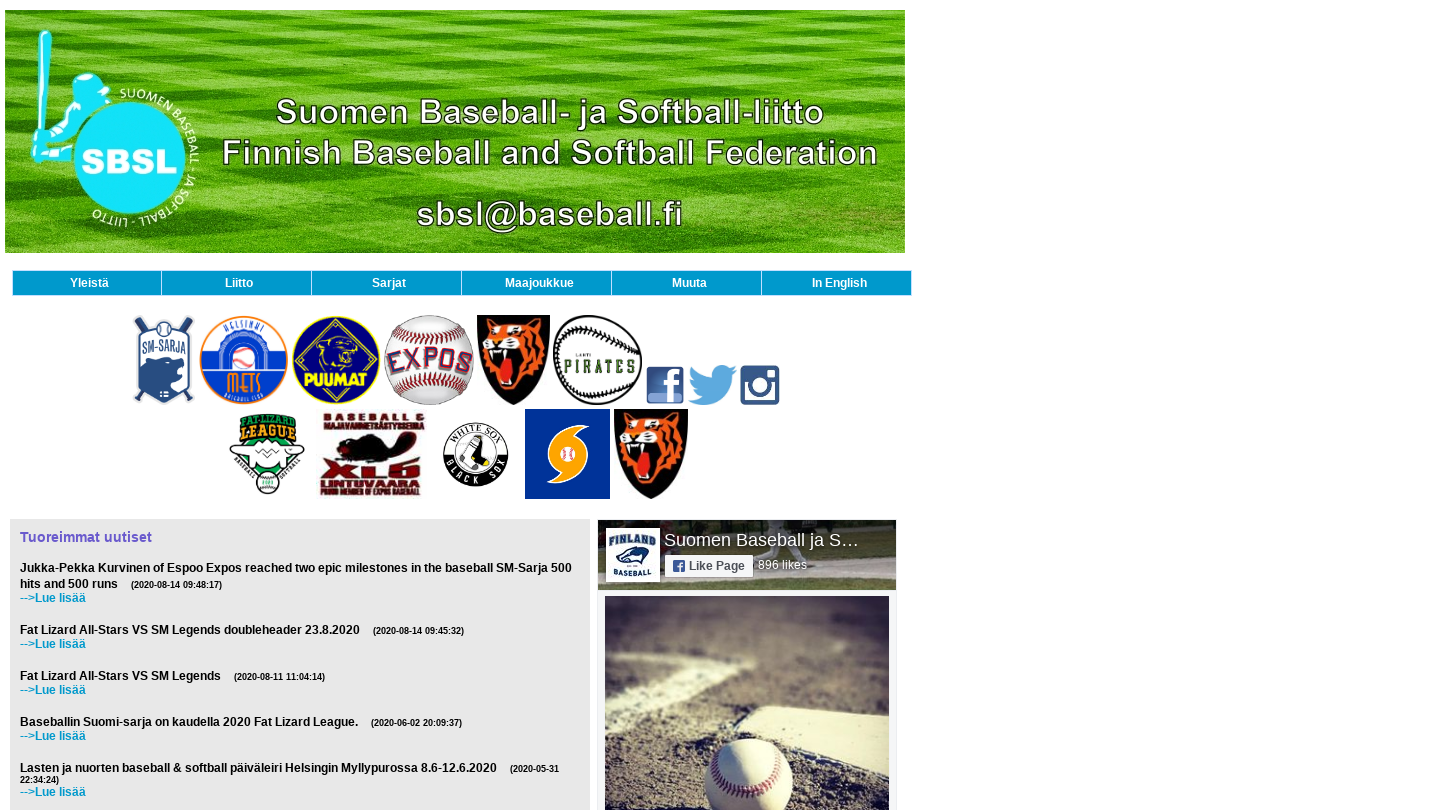 Finnish Baseball and Softball Federation
