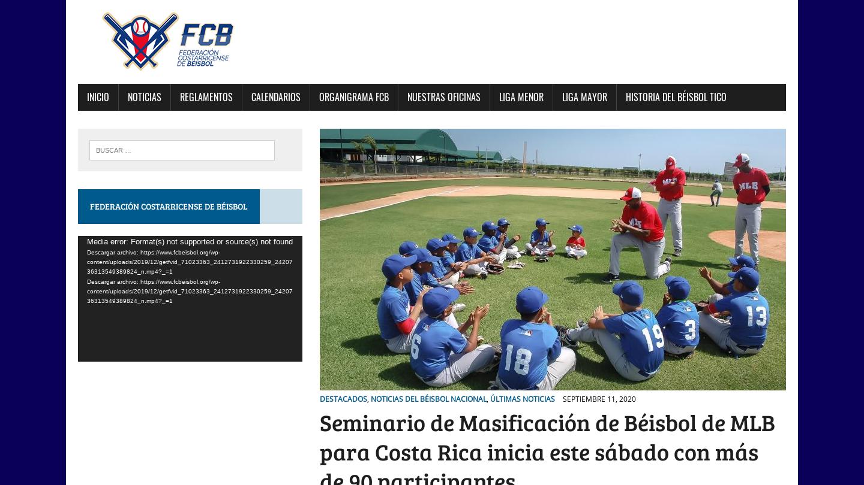 Costa Rican Baseball Federation