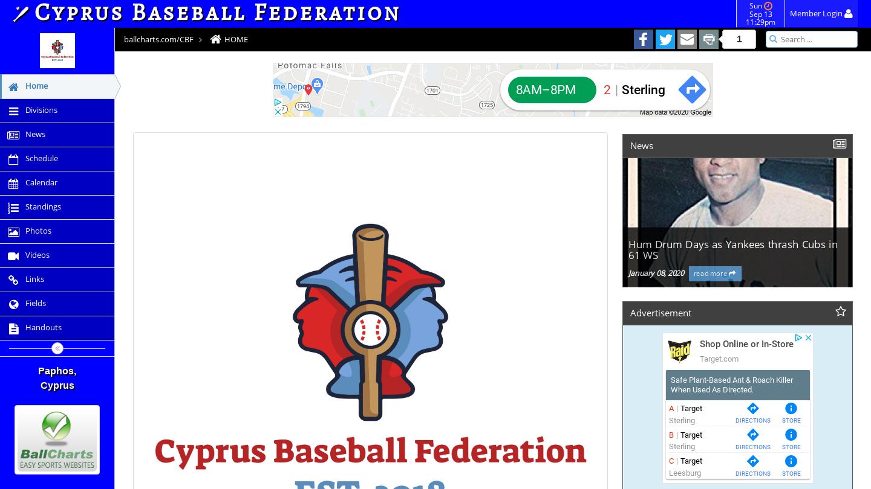 Cyprus Baseball Federation