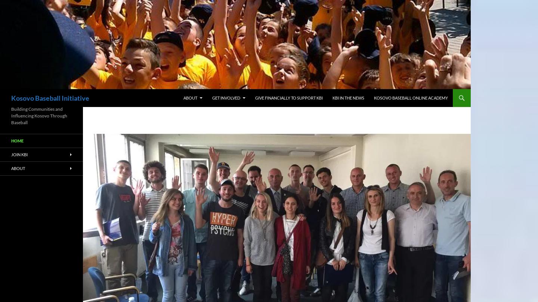 Kosovo Baseball Initiative