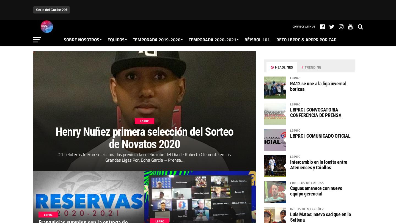 Liga de Béisbol Profesional de Puerto Rico