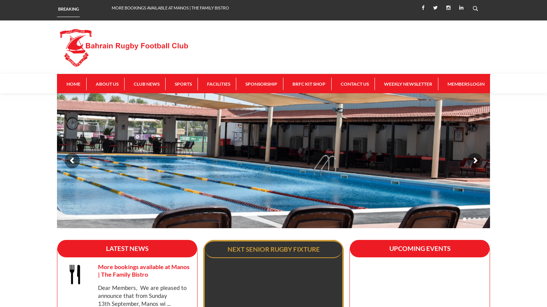 Bahrain Rugby Football Club