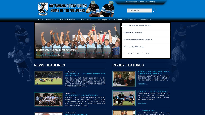 Botswana Rugby Union
