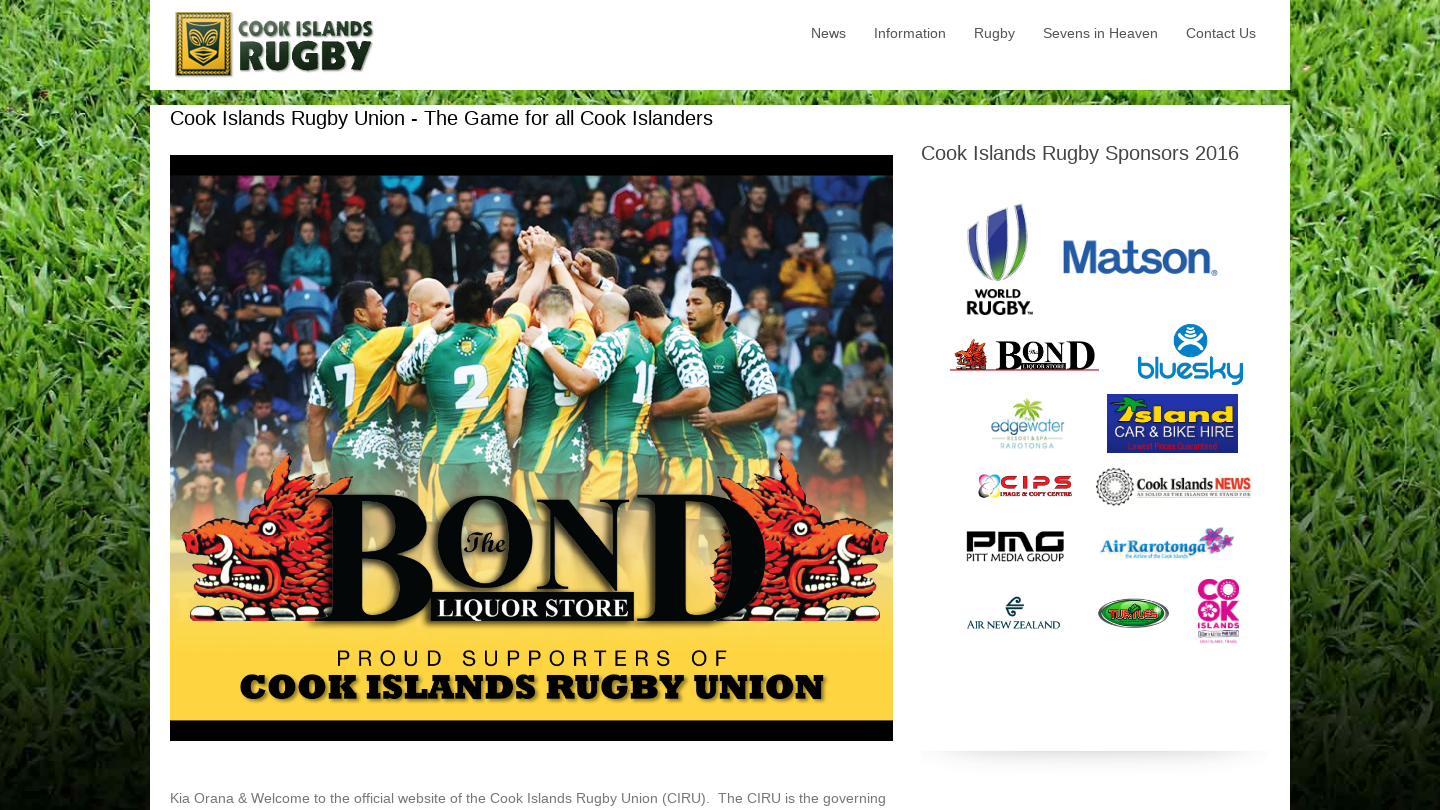 Cook Islands Rugby Union