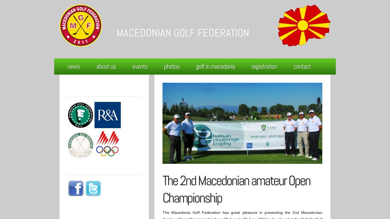 Macedonian Golf Federation