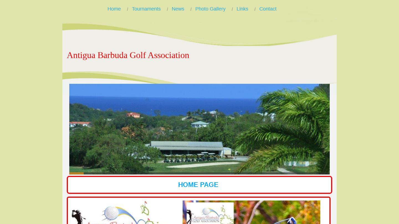 Antigua Barbuda Golf Association