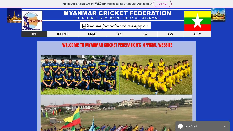 Myanmar Cricket Federation
