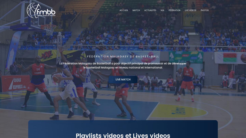 Fédération malgache de basket-ball