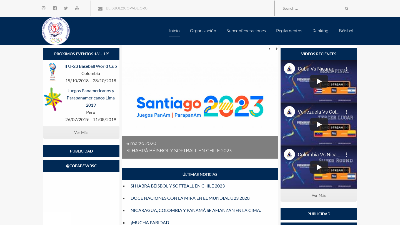 Pan American Baseball Confederation