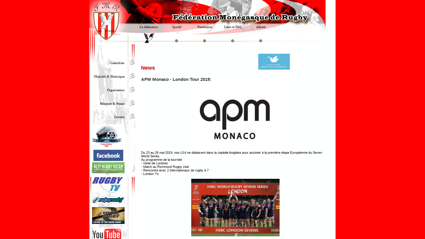 Monegasque Rugby Federation