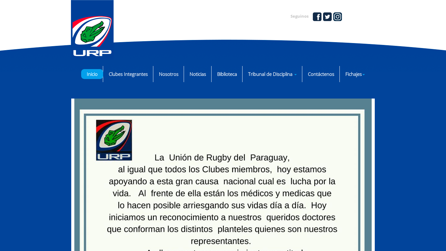 Paraguayan Rugby Union