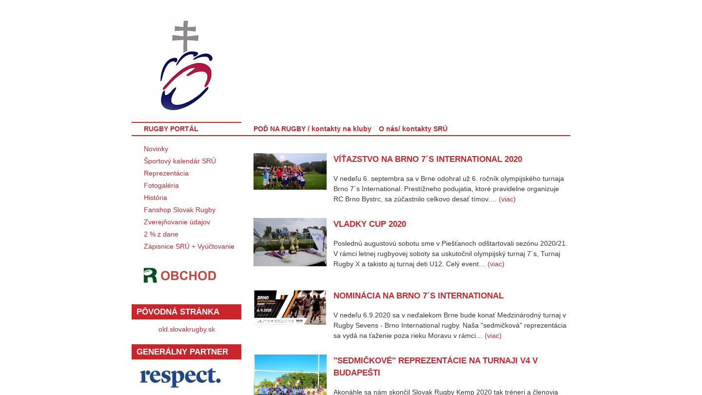 Slovak Rugby Union