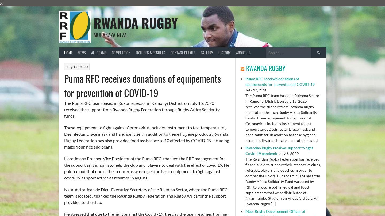 Rwanda Rugby Federation