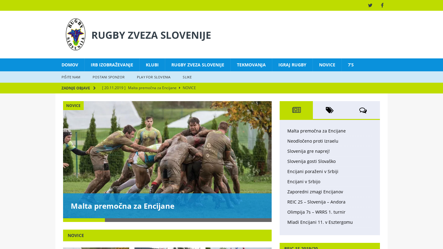 Rugby Union of Slovenia