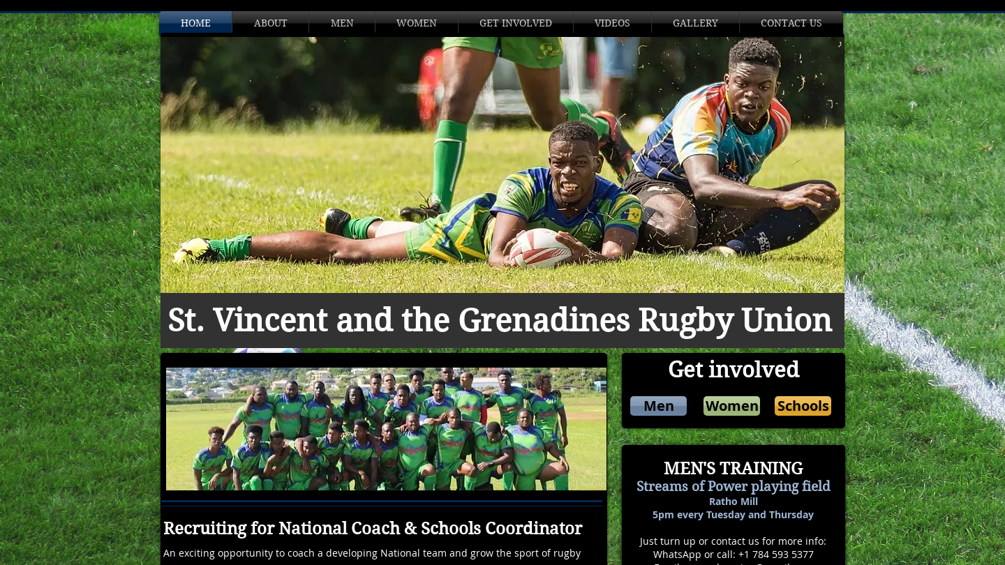 Saint Vincent and the Grenadines Rugby Union