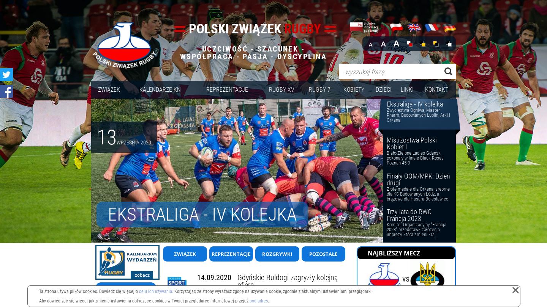 Polski Związek Rugby