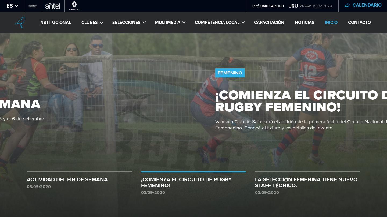 Unión de Rugby del Uruguay