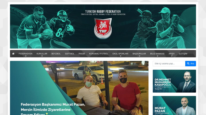 Türkiye Ragbi Federasyonu