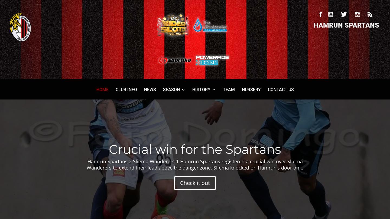 Ħamrun Spartans F.C.