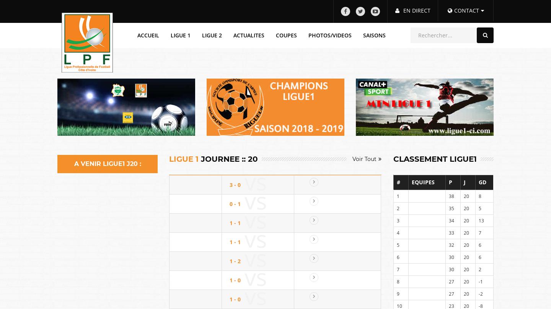 Ligue 1 (Ivory Coast)